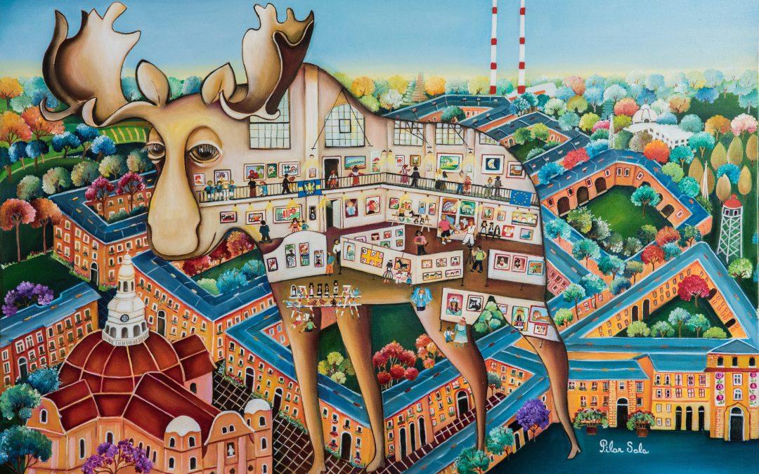 Art Naif Festiwal już po raz dwunasty w Galerii Szyb Wilson!