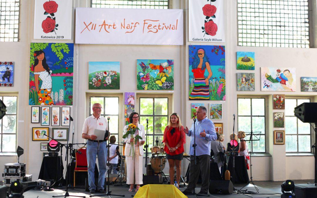 7 czerwca odbył się wernisaż XII Art Naif Festiwalu w Galerii Szyb Wilson